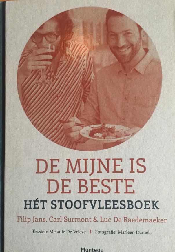 De mijn is het beste – hét stoofvleeskookboek