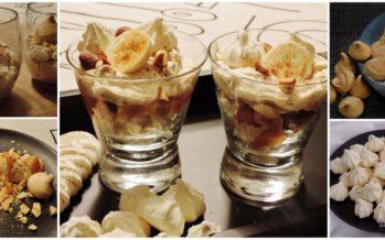 Drie desserts van schuimpjes; Gooi je overtollige eiwitten niet meer weg!