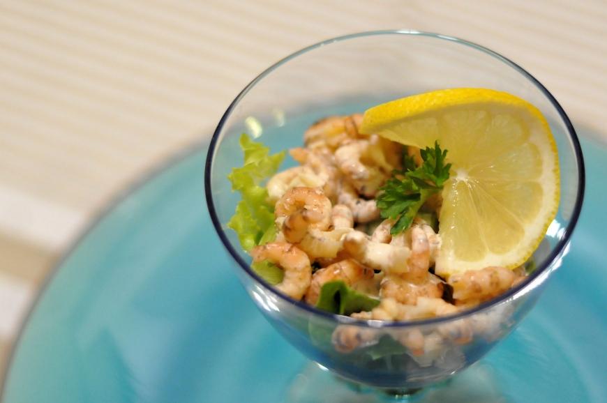 garnalencocktail; de klassieker met cocktailsaus | lekker tafelen