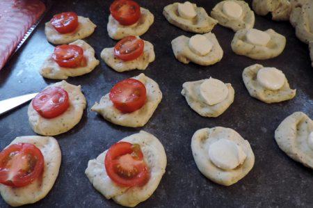 Breekbrood of pizzabrood