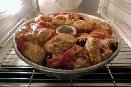hartig breekbrood als borrelhap of snelle maaltijd