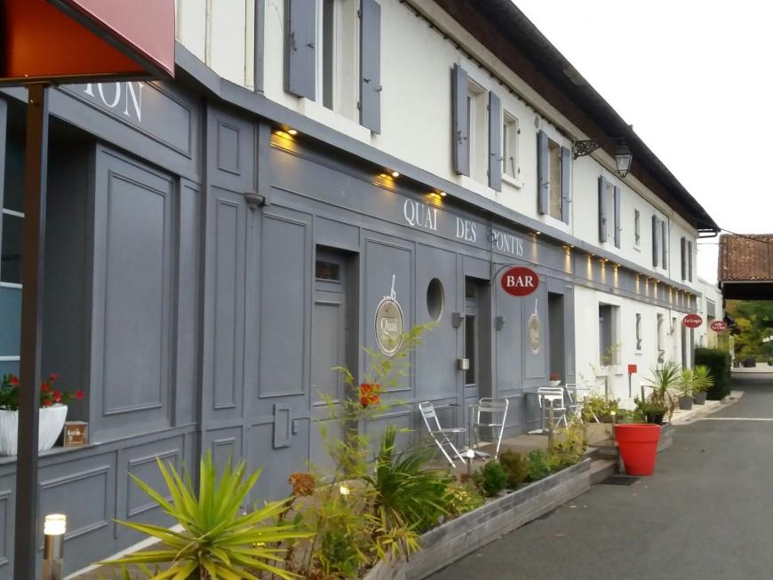 Hotel Quai des Pontis in Cognac