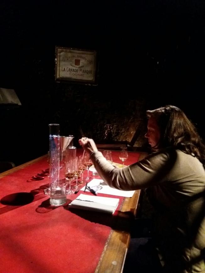 Master Blender workshop bij Camus Cognac