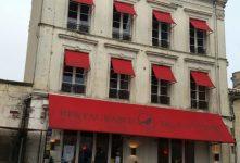 Restaurant Le Château in Jarnac; prachtige plek voor intieme kookworkshops