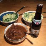 Stoofvlees met ontbijtkoek en bruin bier – een Vlaamse klassieker met een twist