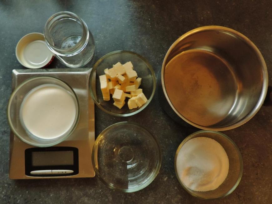 Karamel maken recept