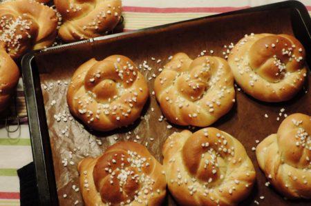 Marokkaanse sinaasappelbroodjes Levine van Doorne