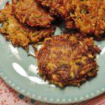 Zoete aardappel pastinaak koekjes – Lekker bij vis