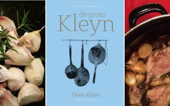 De Grote Kleyn, Culinair Compendium; Onno Kleyn