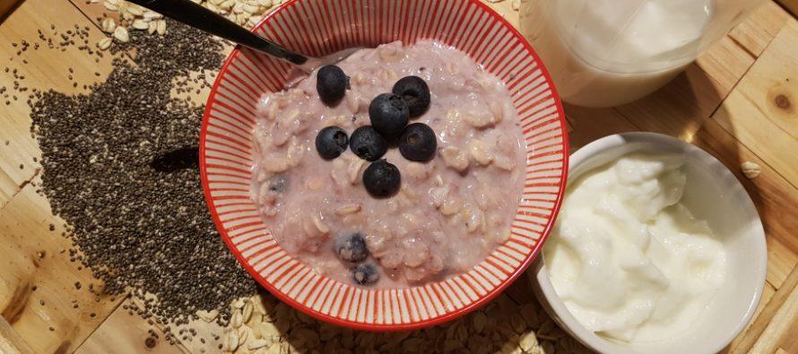 Overnight oats; een lekkere, gezonde supertrend