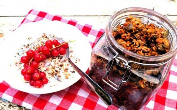 ontbijten - Granola