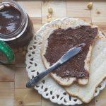 Hazelnootpasta; de homemade Nutella