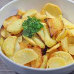 Gebakken aardappelen; Het geheim voor een perfect resultaat