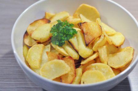 Gebakken aardappelen