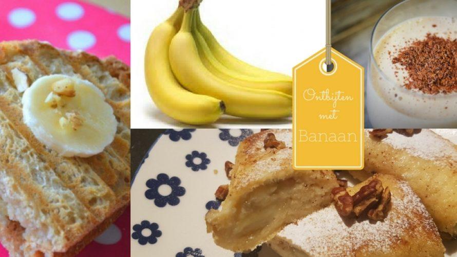 9 ontbijt ideeën met banaan