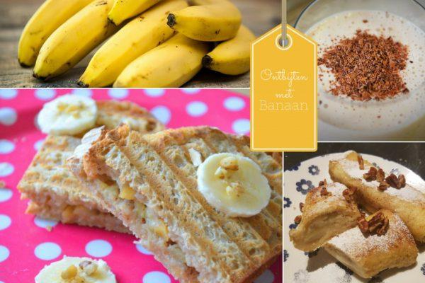 ontbijten banaan