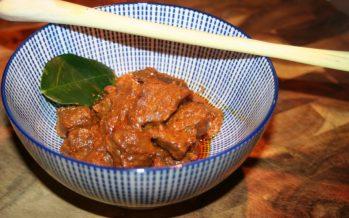 Rendang, Klassieker uit de Indische keuken
