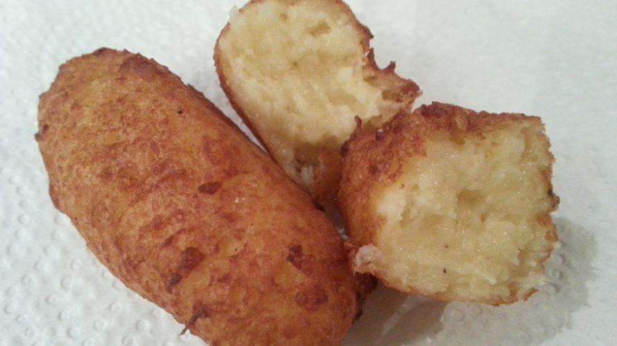 Soesjes van aardappel en pastinaak
