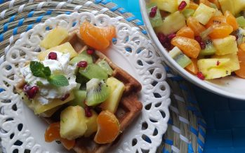 Winterse fruitsalade; voor een flinke vitamineboost