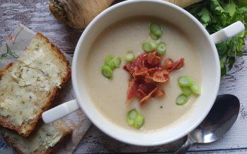 Peterseliewortel; maak eens een soepje met deze vergeten groente
