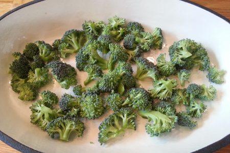 Verse broccoli