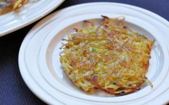Rösti van aardappel; de basis met handige tips