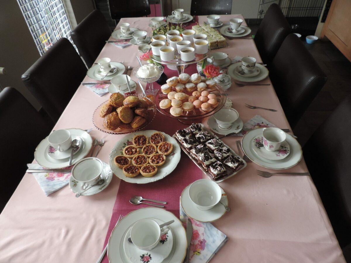 High tea recepten; Ideeën voor een heerlijke middag ...