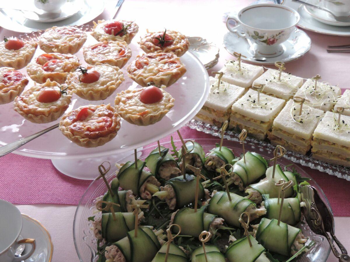 Favoriete High tea recepten; Ideeën voor een heerlijke middag | Lekker Tafelen @LS14