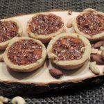 Karamel noten tartelletjes