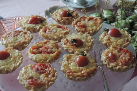 mini quiche high tea recepten