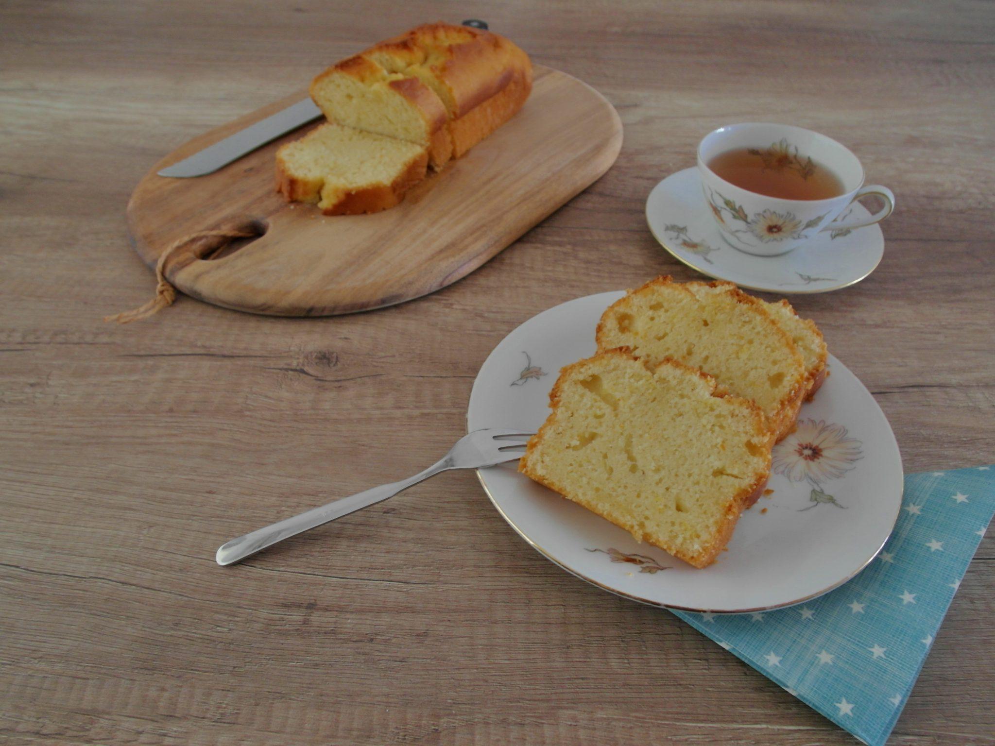 yoghurt-sinaasappel cake