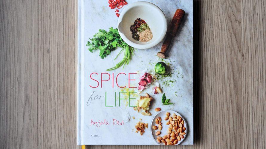 Spice for Life door Anjula Devi