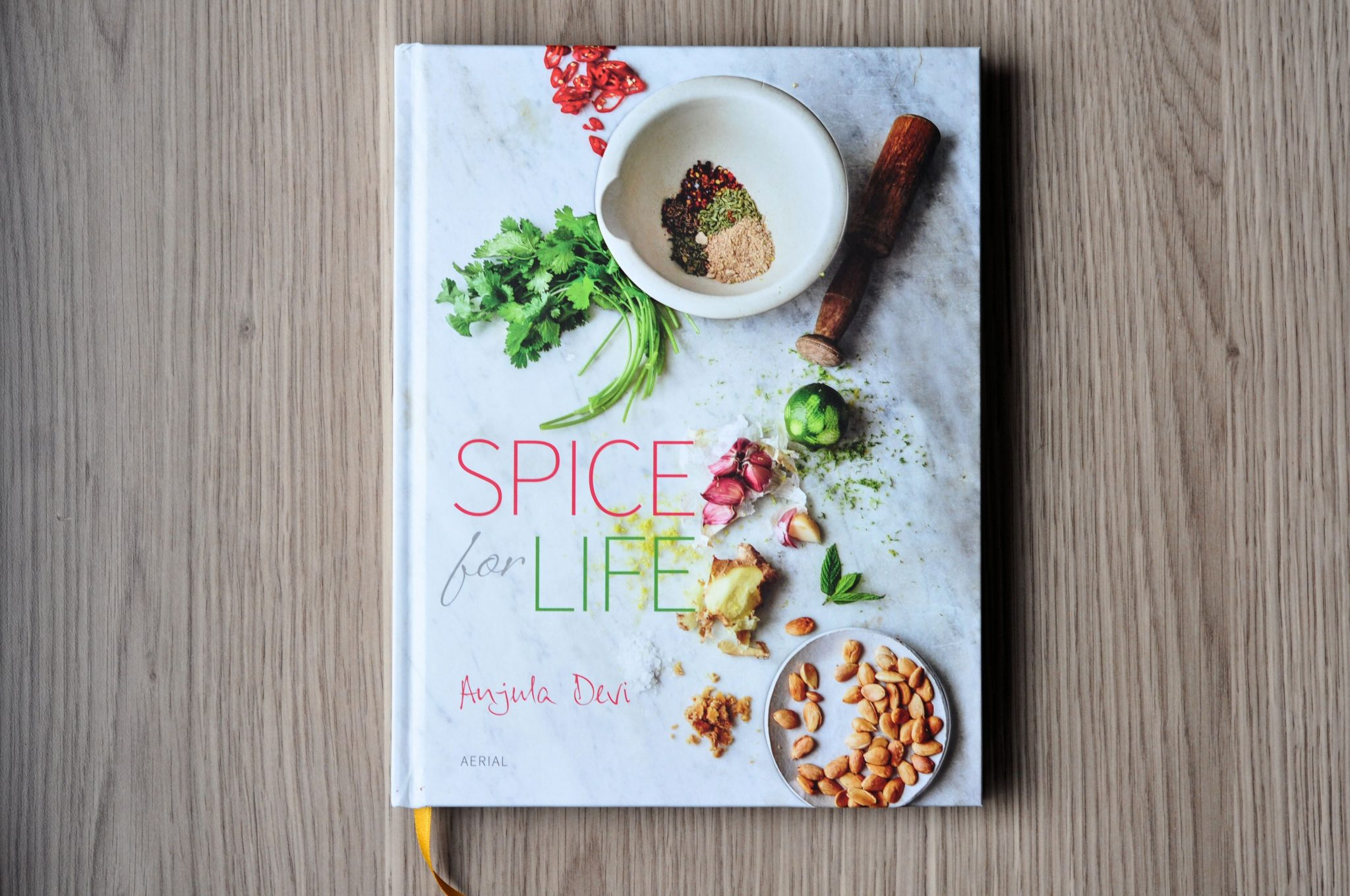 Spice for life cover hout
