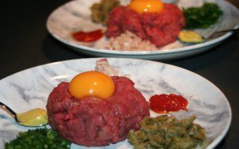 Steak Tartare; Een doe-het-zelf gerecht