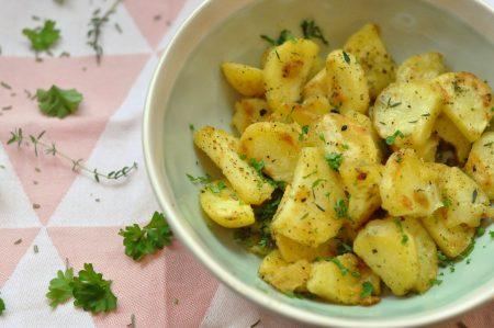 gekruide aardappelen header bovenaaf