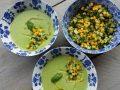Koude soep; heerlijk verfrissend op warme dagen