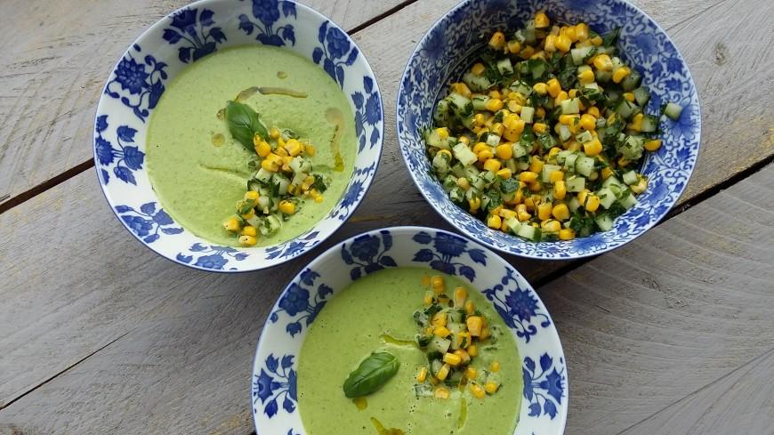 koude soep recepten