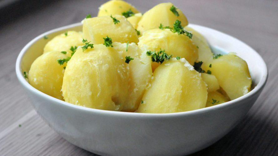 Aardappels koken; stap voor stap instructie