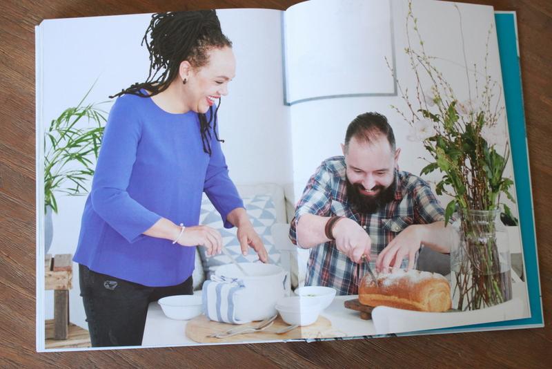 Het Binnenstebuiten kookboek ramon - miranda