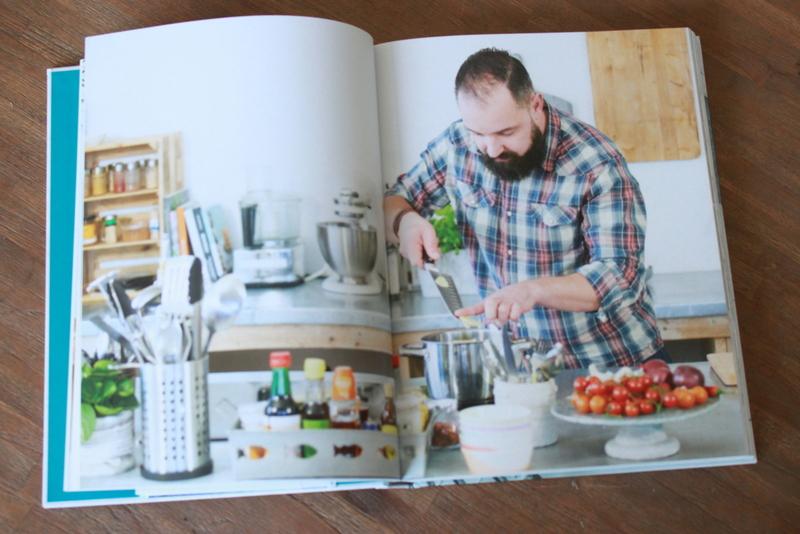 Het Binnenstebuiten kookboek- ramon