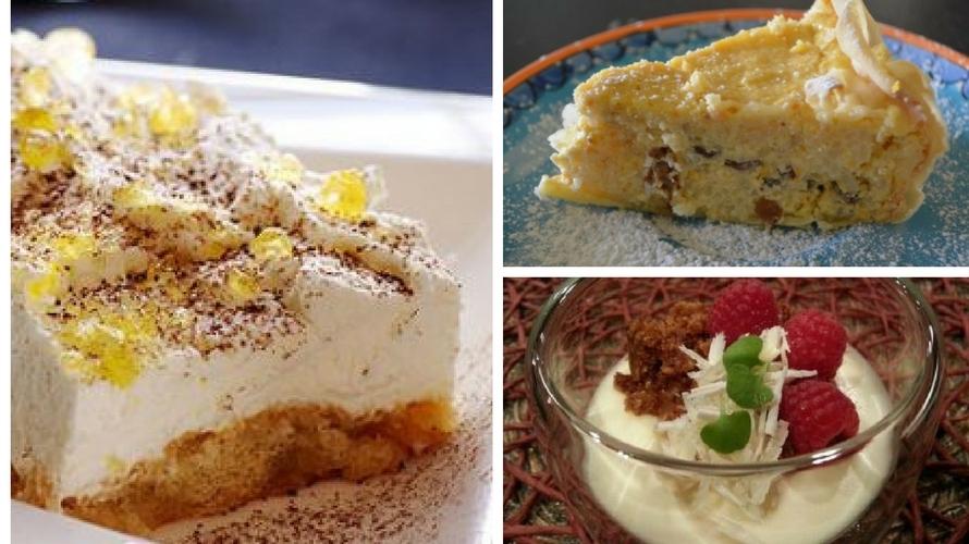 Italiaanse desserts