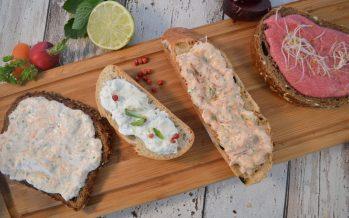 Huisgemaakte spreads voor op brood; Verrassend lekker