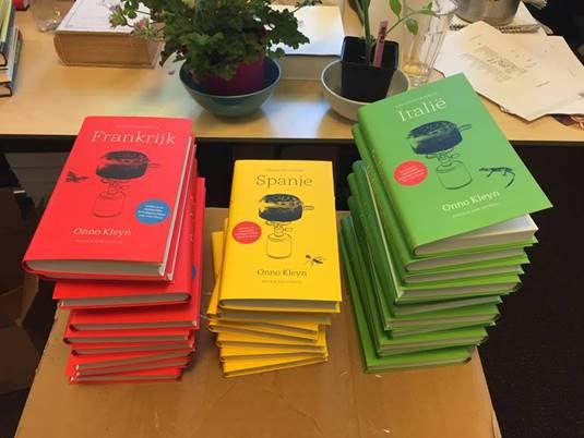 Vakantiekookboek - Onno Kleyn