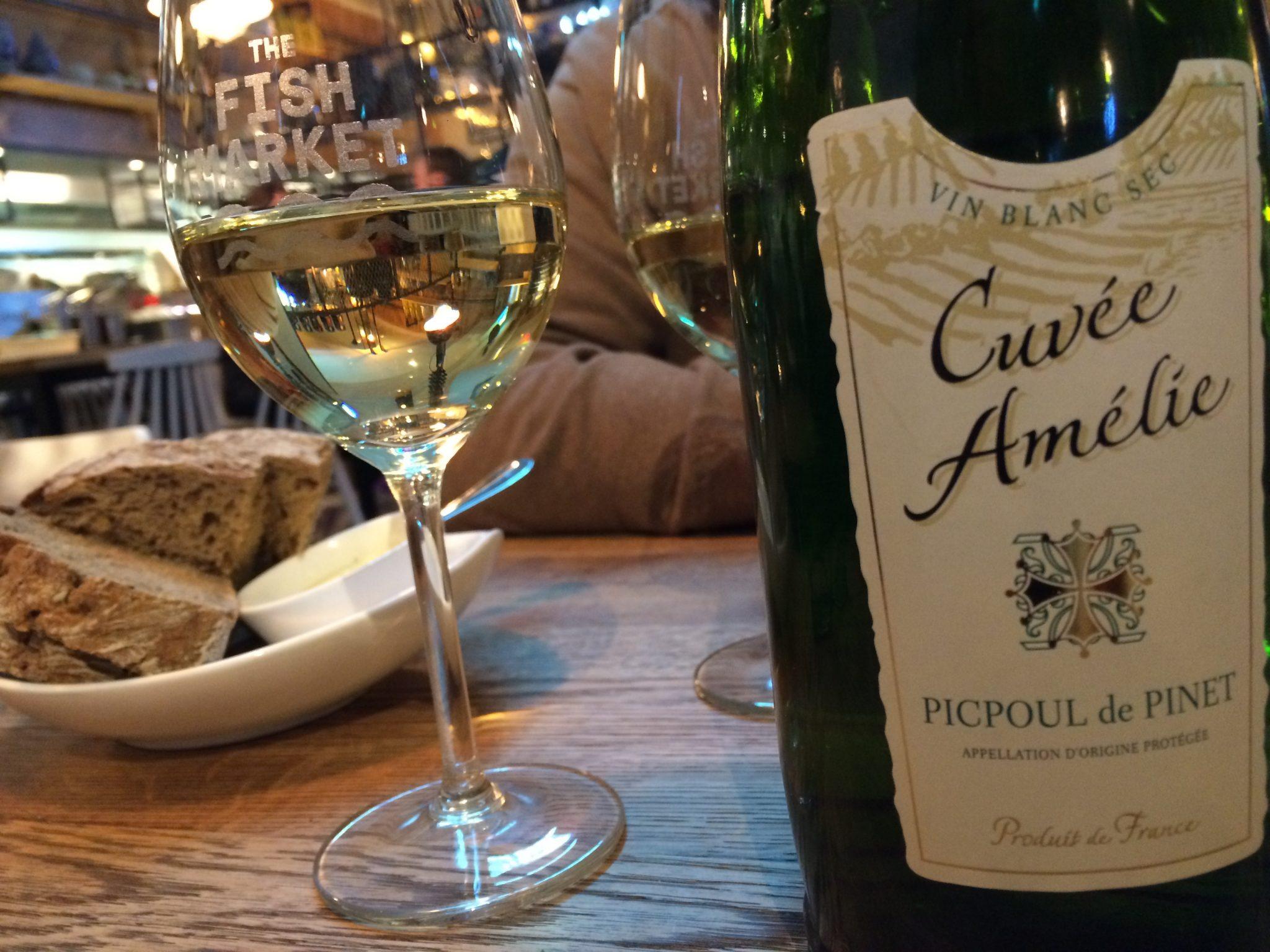 Zilte wijn bij zilte groenten