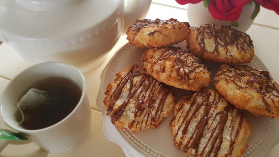 Kokosmakronen; een simpel maar lekker koekje