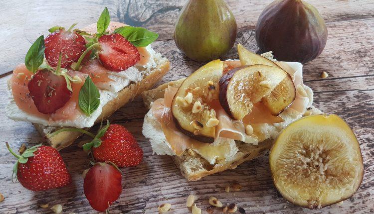 Top Belegde broodjes voor een luxe lunch of picknick | Lekker Tafelen &PV29