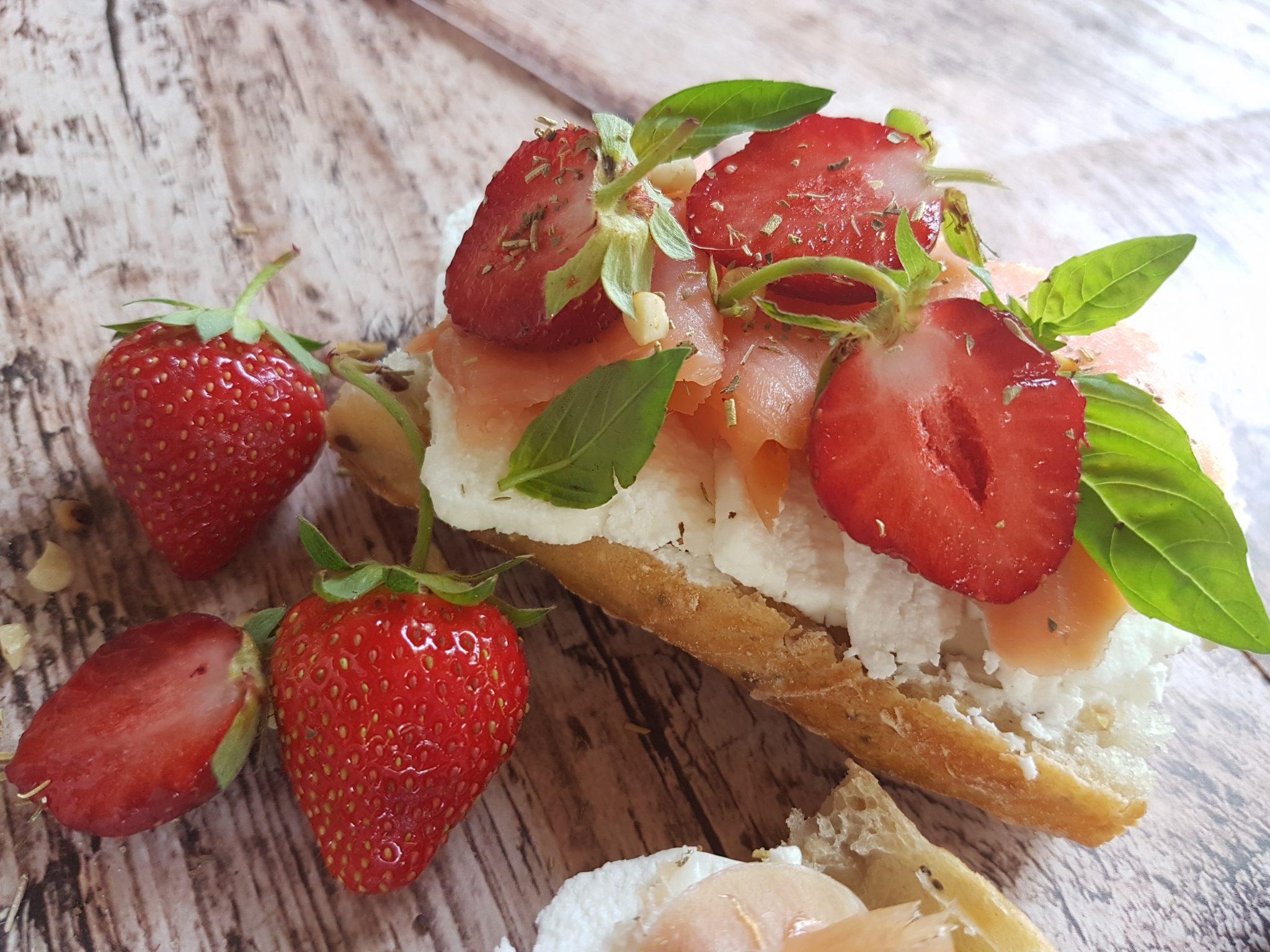 Bedwelming Belegde broodjes voor een luxe lunch of picknick | Lekker Tafelen &KO52