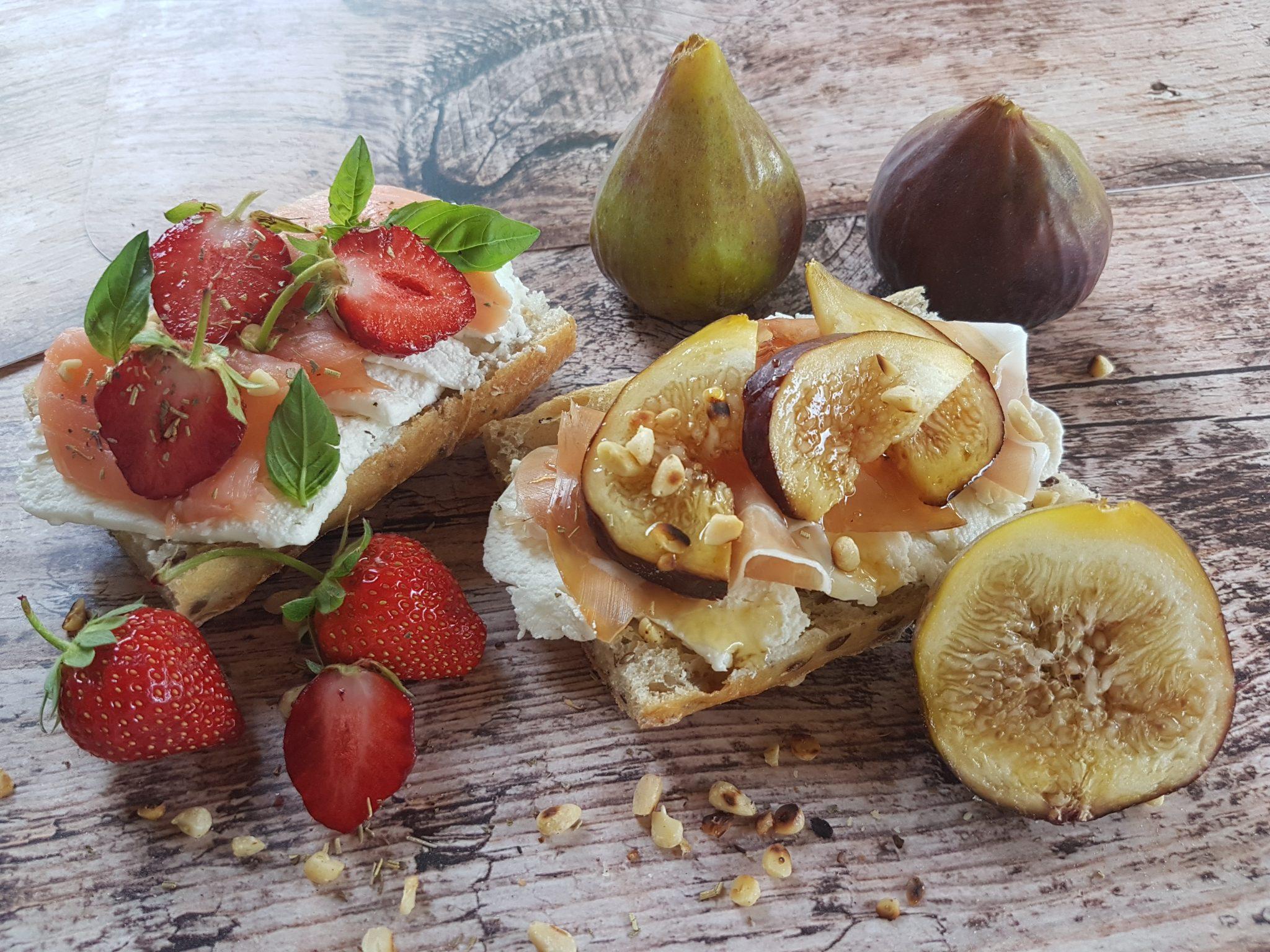 Wonderlijk Belegde broodjes voor een luxe lunch of picknick | Lekker Tafelen KE-62