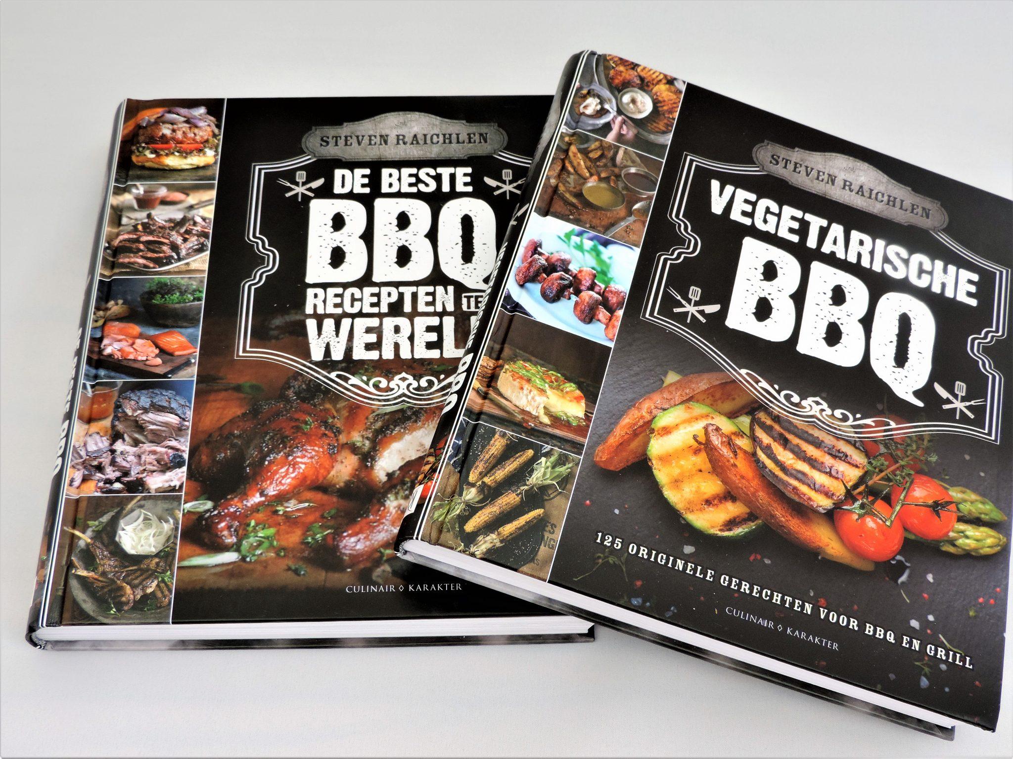 Steven Raichlen BBQ boeken