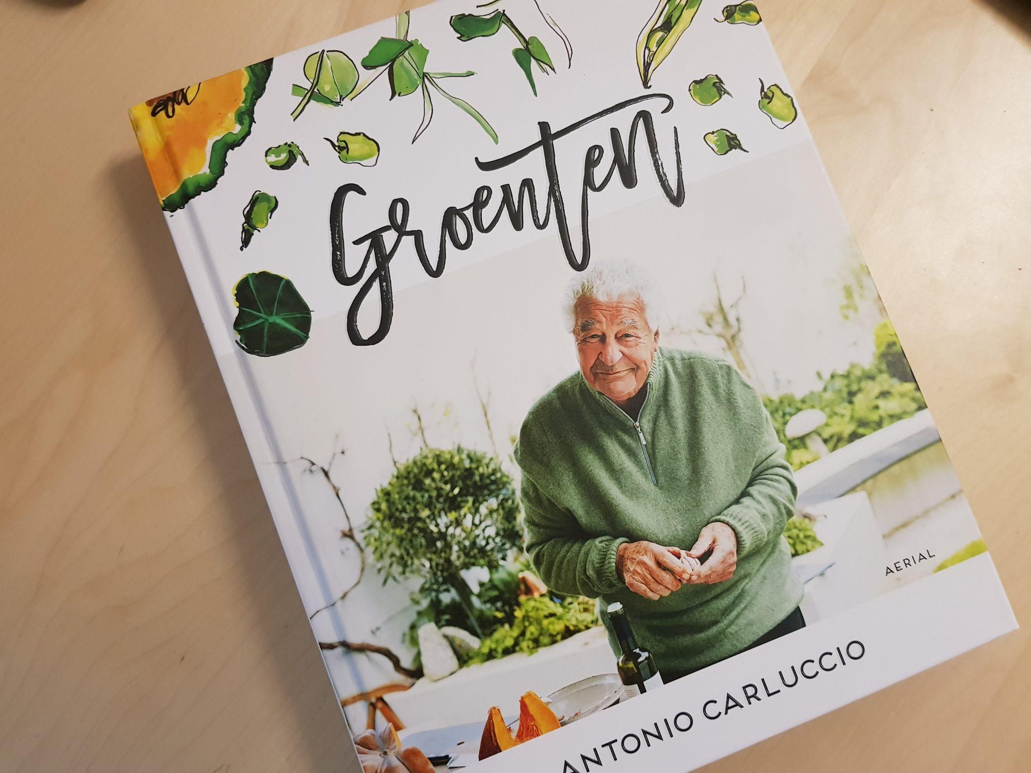 Groenten van Antonio Carluccio